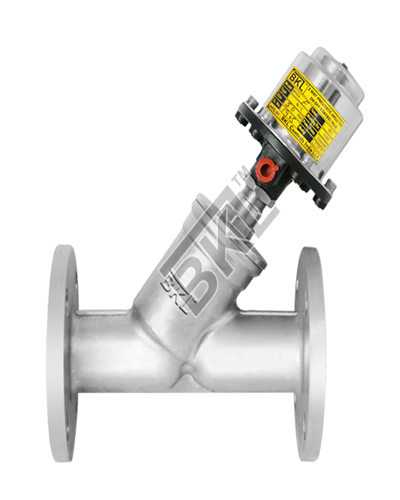 Operated Ball Valve